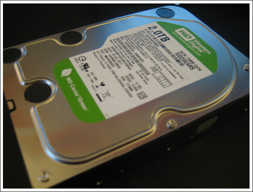 Open a Western Digital Elements Hard Drive Case